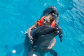 La delphinothérapie, et si les dauphins…