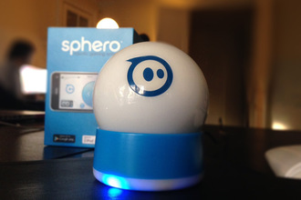 Shopping - Sphero, the purrfect dog toy?