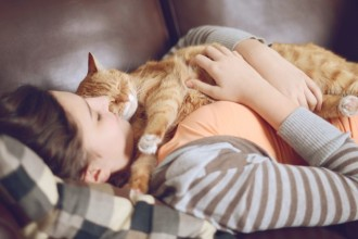 5 Things that prove that your cat loves…