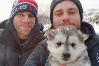 Le skieur Gus Kenworthy sauve 90 chiens en Corée du Sud